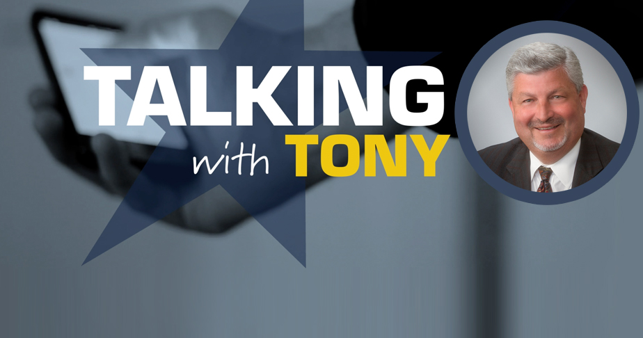 Talking with Tony Reardon Nov 15 19