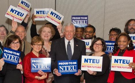 Hoyer NTEU Members