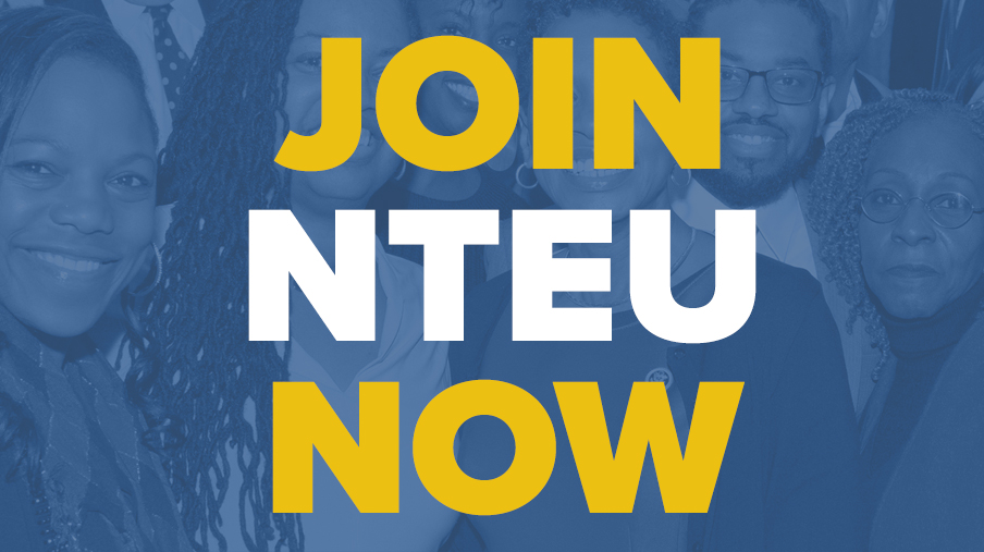 Join NTEU Now