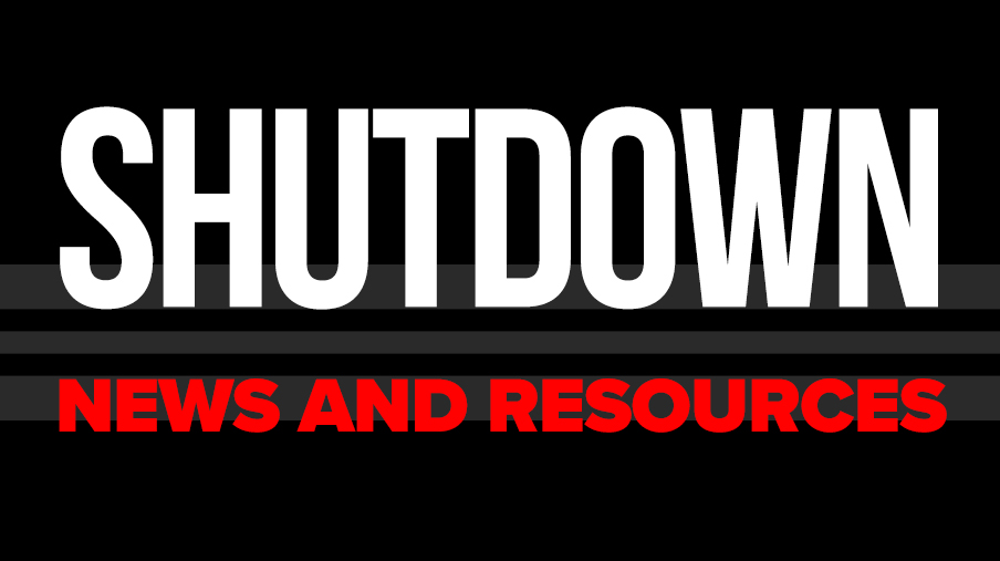 Shutdown News and Resources