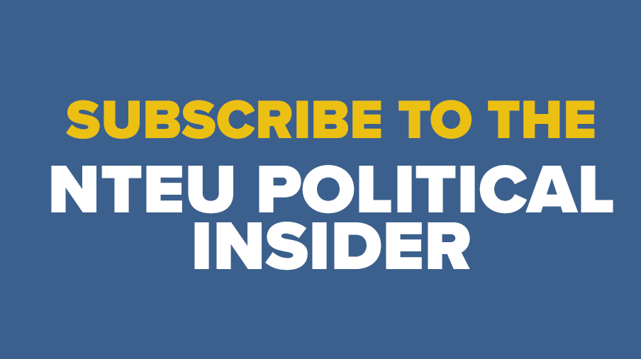 Subscribe to the Political Insider