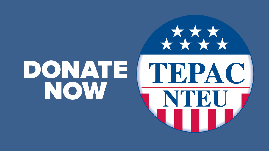 Donate to TEPAC Now